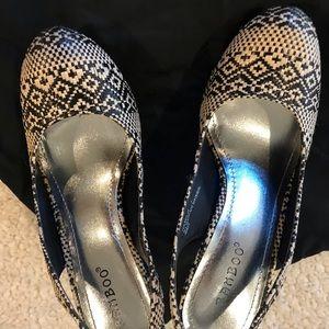 Bamboo®️ heels